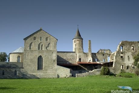 Castillo episcopal de Haapsalu