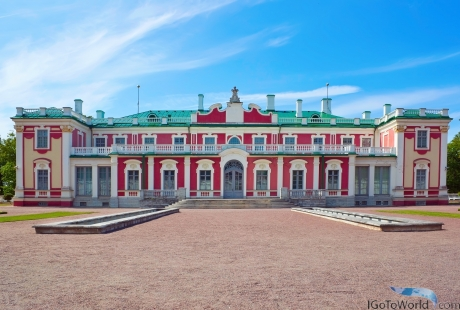 Kadriorg Palace (Ekaterinental)