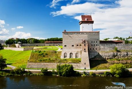 Castillo de Narva (Castillo de Herman)